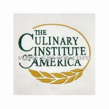 The Culinary Institute of America Embroidery Digitizing