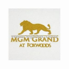 MGM Grand Embroidery Digitizing