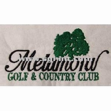 Metamora Golf and Country Club Embroidery Digitizing