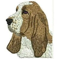 Dog Embroidery Design # DD8