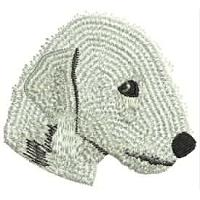 Dog Embroidery Design # DD10